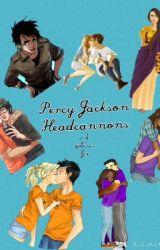 Percy Jackson Headcannons by Gabirox