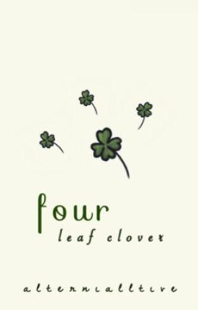 Four Leaf Clover by alternialltive