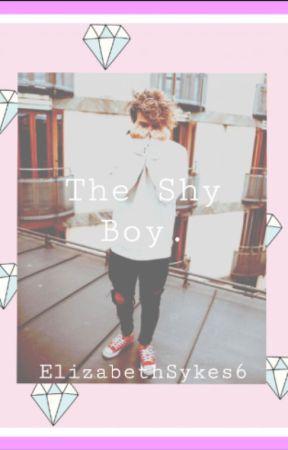 The Shy Boy. by ElizabethSykes6
