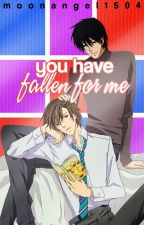 You have Fallen For me (Boyxboy) by MoonAngel1504