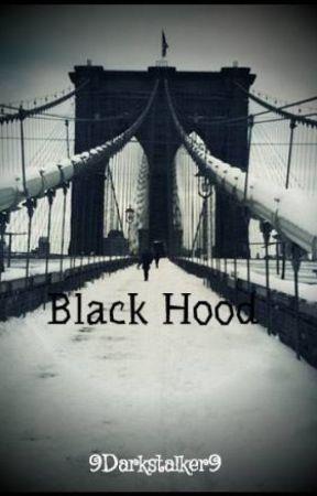 Black Hood by 9Darkstalker9