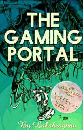 The gaming portal by LakshRaghav