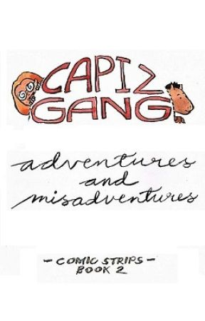Capiz: a Homemade Comic Strip Collection - Book 2 by kartunistaW