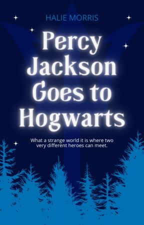 Percy Jackson goes to Hogwarts (percy jackson/Harry potter fanfic) by inlovewithLife101