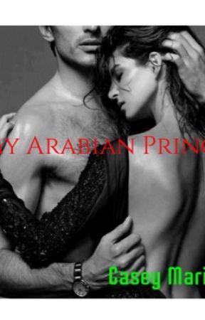 My Arabian Prince by appleholi