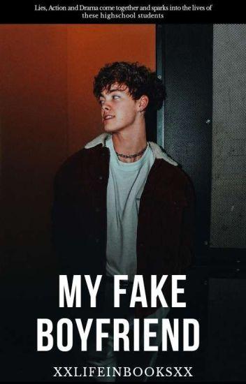 My Fake Boyfriend [COMPLETED] - Afro_Beautee - Wattpad