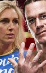 John Cena & Charlotte Flair  by cenasoccer78