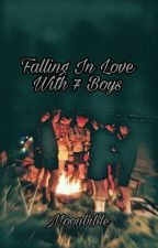 Falling In Love With 7 Boys by JOMXXY