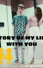 Story Of My Life With You by Niafelisa