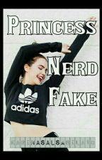 Princess Nerd Fake! by karinasb18_