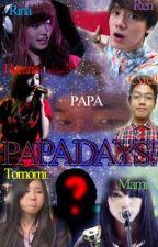 Papa Days! by KuraraDoge