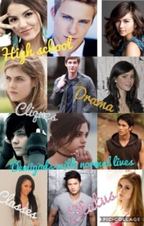 Demigods with normal lives  by butterflyphoenix13