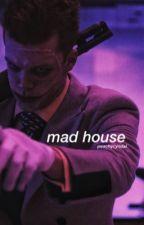 Mad House// Jerome Valeska by pastel-kxtty