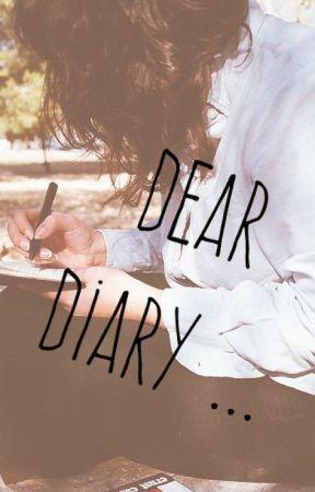 Dear Diary by b_anto