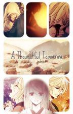 A Thoughtful Tomorrow || Feathers Across the Seasons (RinXLen) by jnobeza