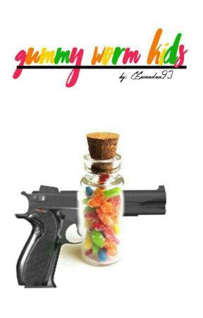 The Gummy Worm Kids by CEscandon93