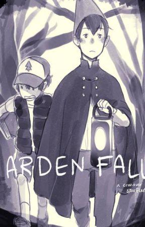 GARDEN FALLS - cómic COMPLETO en español by Megumi_Elric_x