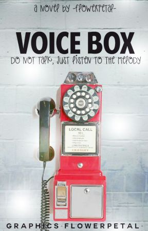 Voice Box by -flowerpetal-
