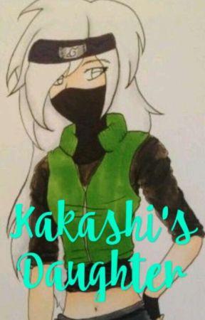 Kakashi's daughter narrita hatake by Kakashfan14