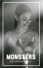 Monsters ➰ a.lightwood [1] {on hold} by Sarahdreamland