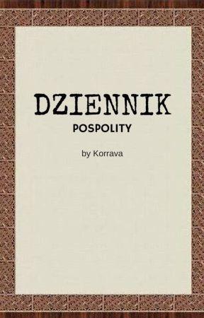 Dziennik pospolity by Korrava