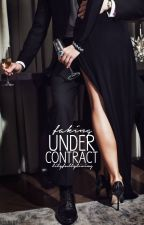 Faking Under Contract #NewAdult by LilyFullyLiving
