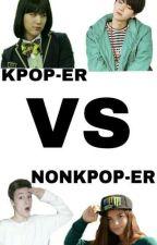 Kpop-er VS Nonkpop-er by AndraKim