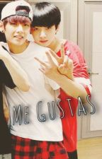 Me Gustas [VKook] by Misty_007