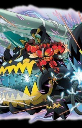 """Pokemon Mega Mundo Misterioso: """"La Venganza De Los Ultraentes"""" by Luana267"""