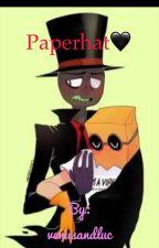 Paperhat villainous  by venusandluc