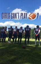Girls can't play football?  by memesidono