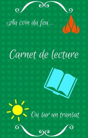 Carnet de lecture by EcoleWattapadienne