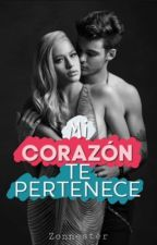 Mi  Corazón te pertenece... by cottealone