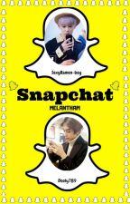 Snapchat | hyungwonho by Melantham