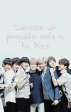 Conoce un poquito mas tu bias   BTS Español by SugashCL