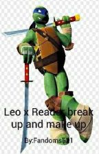 Leo x Reader break up and make up by tmnt_undertale