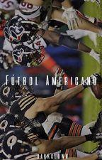 Fútbol Americano × Vkook by -darkclown