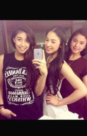 The three triplets(E.D & G.D) by Maya0rtega
