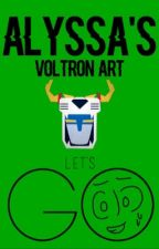 Alyssa's Voltron Art by greenbeanpidge