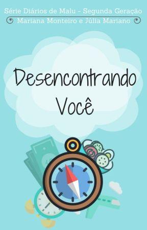 Desencontrando Você by MariMonteiro1