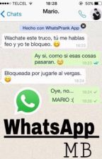 WhatsApp |MB| by XXxBeMyselfxXX
