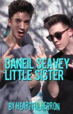 Daniel seavey little sister by heartfulherron