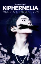 K I P H E R N E L I A;Yoo Kihyun by QuinnFuentes73