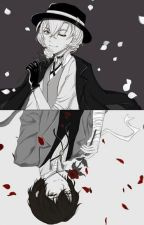 [Bungou Stray Dogs Fanfic] [Soukoku/ Dachuu]: When The Orange Rose Loves by HSM_418
