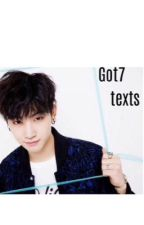 GOT7 texts by kindshygirl