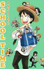 (One Piece School) Chuyện tình phức tạp! by VNQuynh1622003