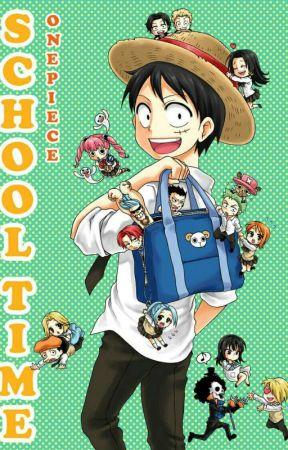 (One Piece School) Chuyện tình phức tạp!