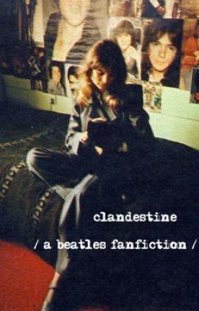 Clandestine | G.H by quietharrison