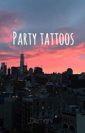 Party tattoos| Phan by demcni