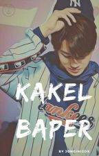KAKEL BAPER ; Kim Jong In by Jonginicox